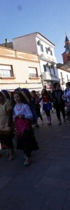 Fotografías del Domingo de Deseosas del Carnaval de Herencia 43