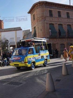 Fotografías del Domingo de Deseosas del Carnaval de Herencia 44