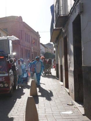 Fotografías del Domingo de Deseosas del Carnaval de Herencia 47