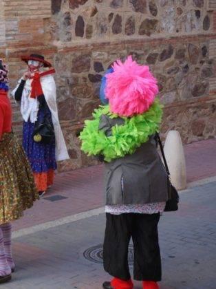 Fotografías del Domingo de Deseosas del Carnaval de Herencia 5