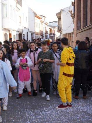 Fotografías del Domingo de Deseosas del Carnaval de Herencia 49