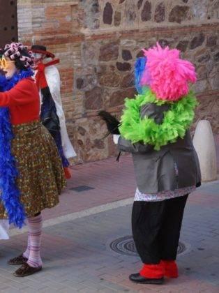 Fotografías del Domingo de Deseosas del Carnaval de Herencia 6