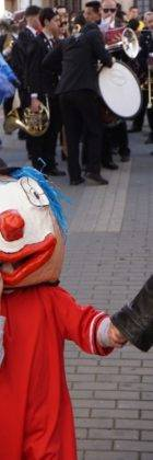 Fotografías del Domingo de Deseosas del Carnaval de Herencia 8