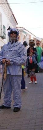 Fotografías del Domingo de Deseosas del Carnaval de Herencia 9