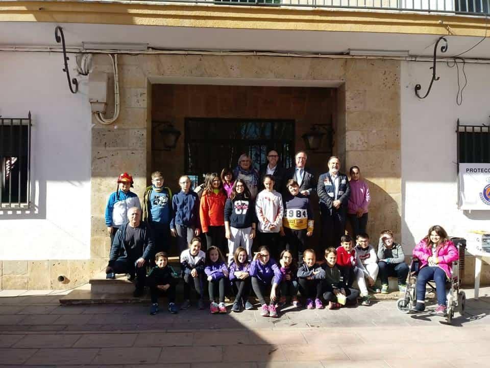 Entrega de material subvencionado para Protección Civil en Argamasilla de Alba