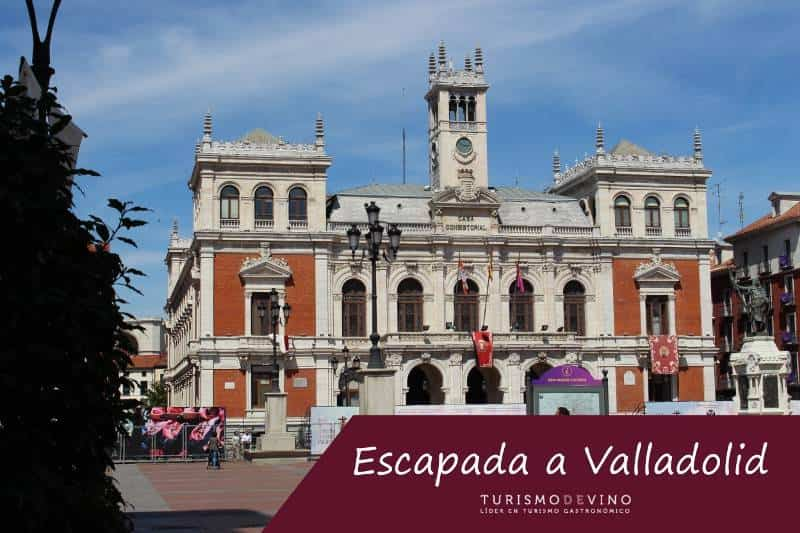 escapada valladolid turismo de vino com - La peña madridista de Herencia organiza un viaje a Valladolid