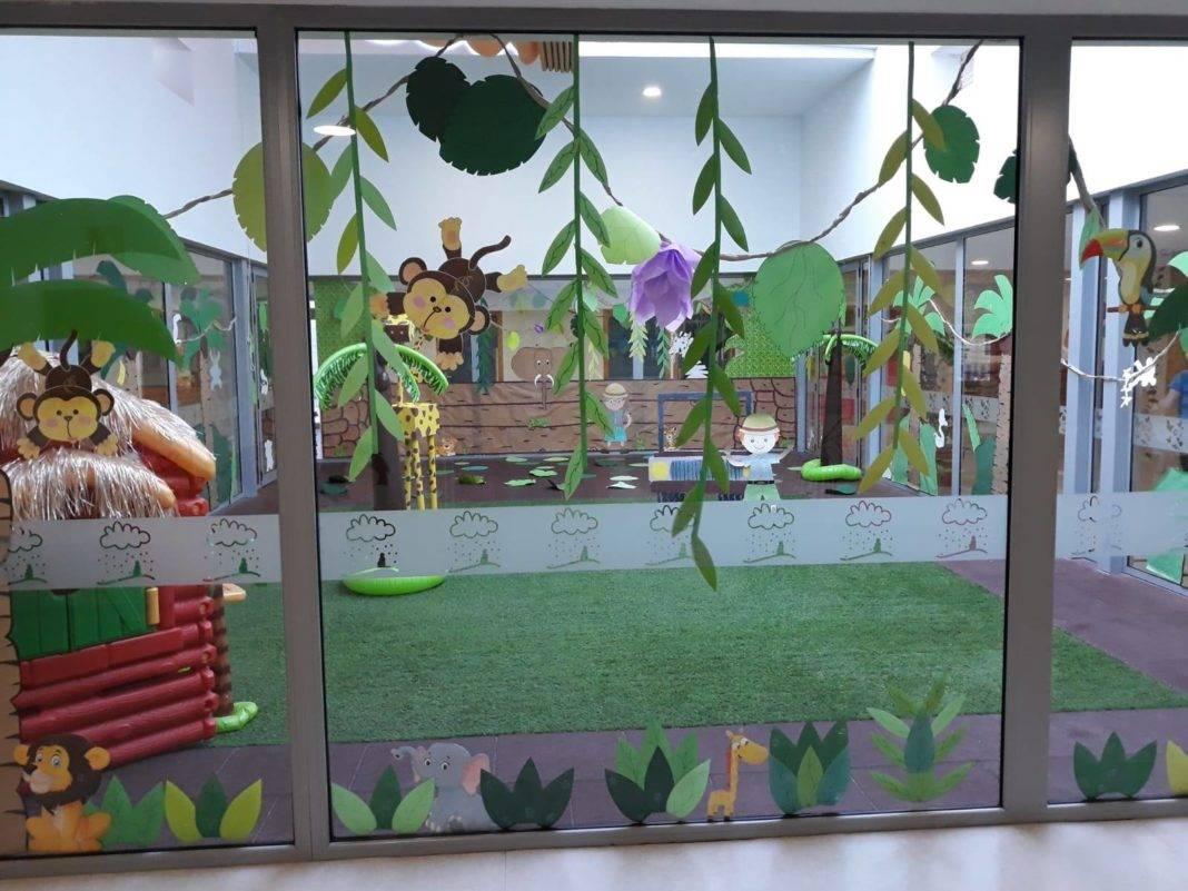 escuela infantil carnaval herencia 1 1068x801 - La Escuela Infantil también vive el Carnaval de Herencia