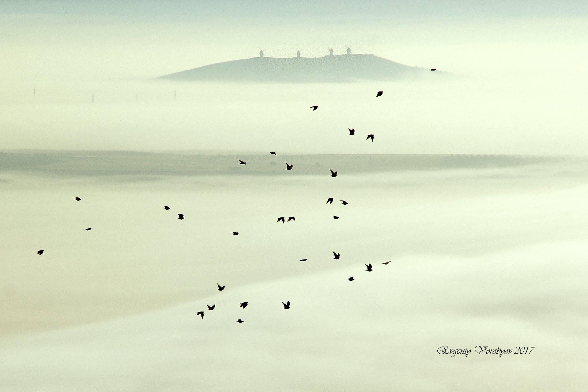 Fotografía de Paisajes de la Mancha de Evheniy Vorobyov