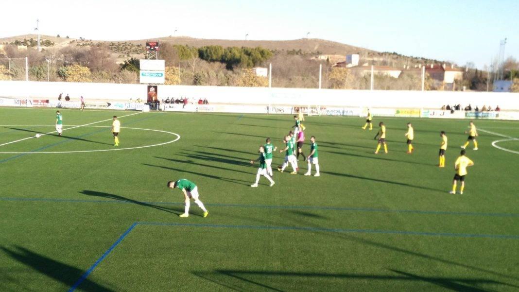 Herencia C.F. suma otros 3 puntos frente Las Mesas 10