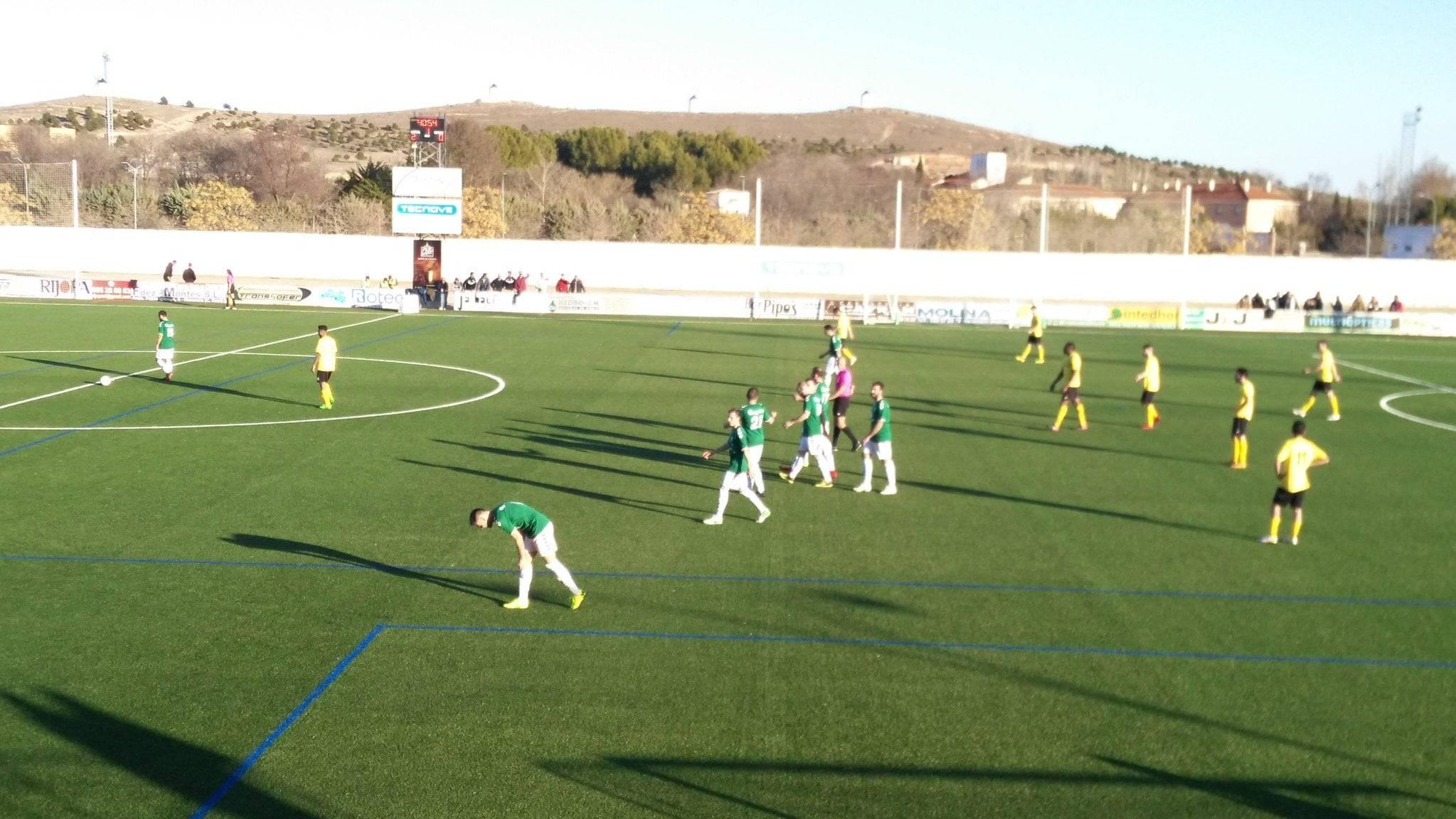 herencia cf vs las mesas futbol herencia 3 - Herencia C.F. suma otros 3 puntos frente Las Mesas