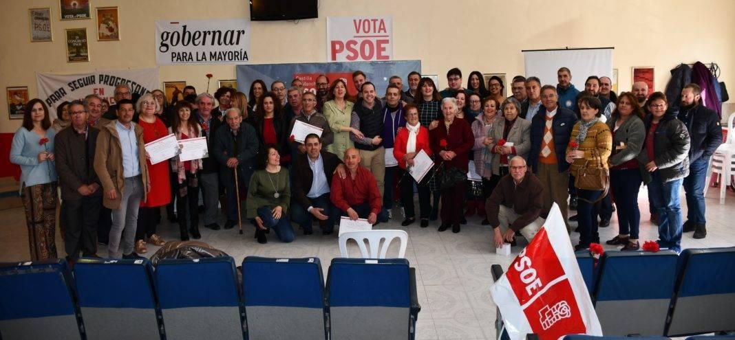 """El PSOE de Herencia rinde un """"merecido homenaje"""" a todos los hombres y mujeres que han contribuido a transformar el municipio 4"""