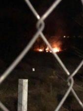 incendio por antigua granja de pollos herencia 1 169x225 - Incendio por la zona de la antigua granja de pollos en Herencia