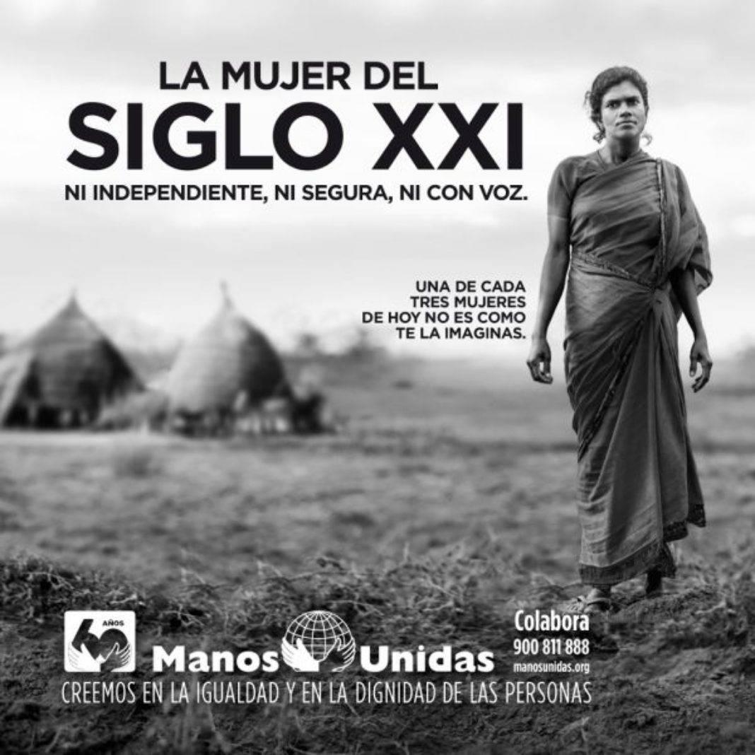 manos unidas 1068x1068 - El IES Hermógenes Rodríguez llevará a cabo recreos solidarios para colaborar con la Campaña contra el Hambre
