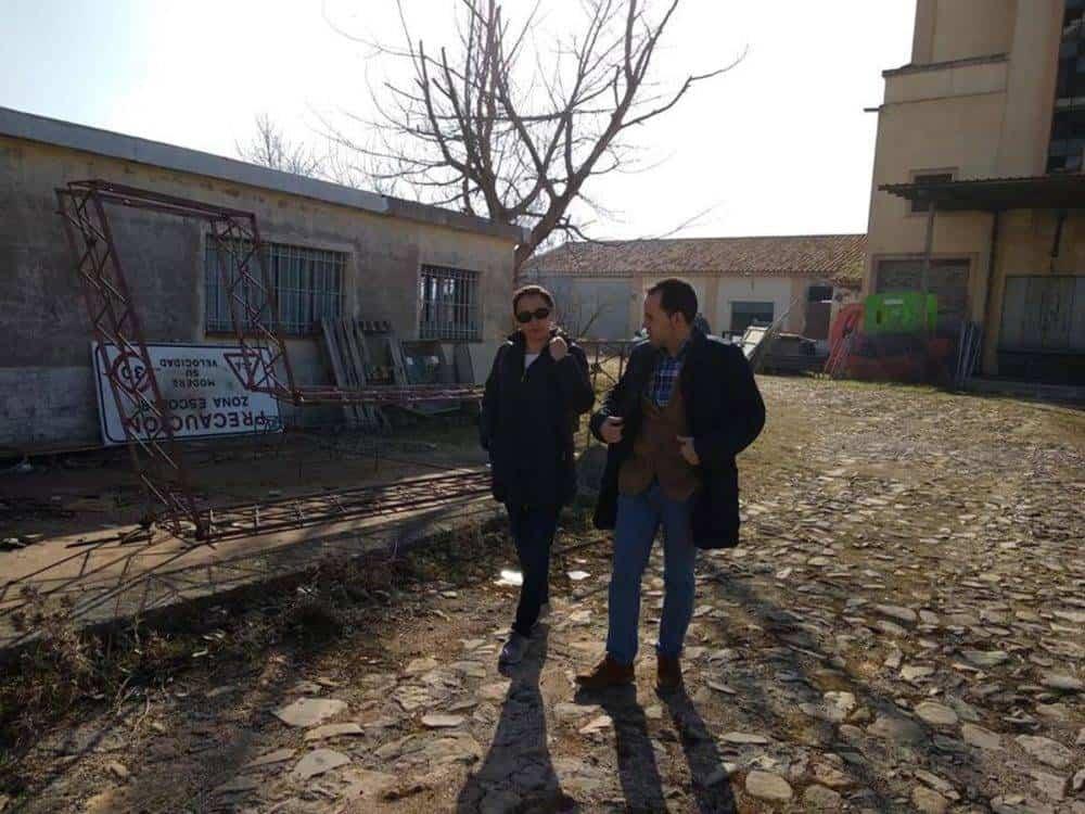 Comienzan las obras para construir el Centro de Interpretación del Queso de Herencia 1
