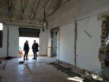 obras centro interpretacion queso quesalia herencia 2 226x170 - Comienzan las obras para construir el Centro de Interpretación del Queso de Herencia