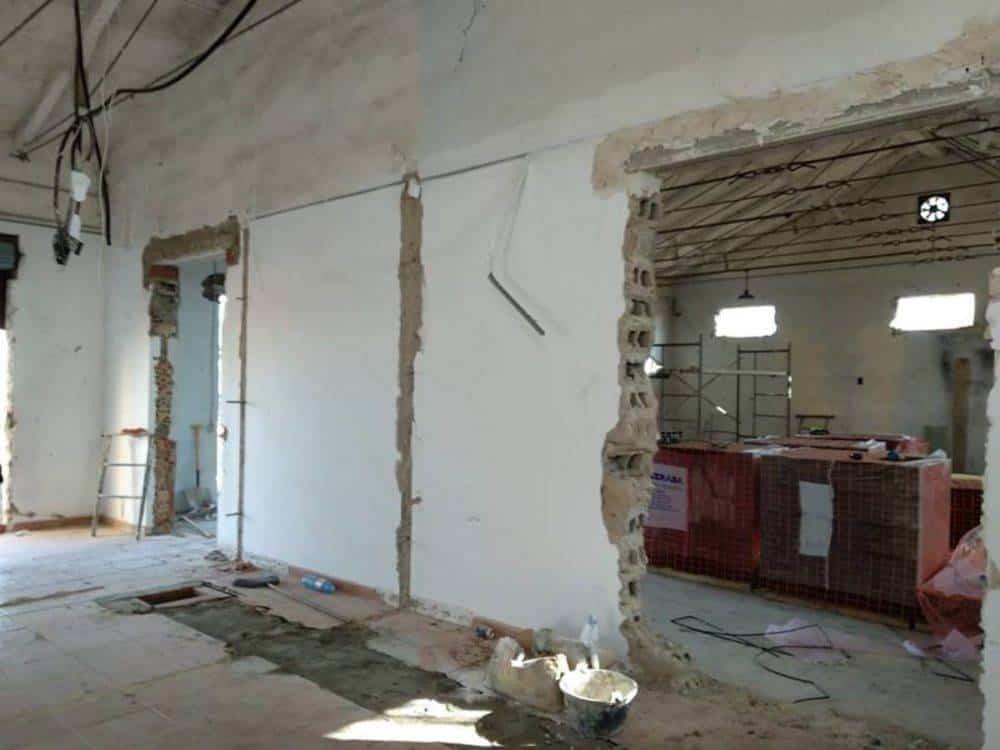 Comienzan las obras para construir el Centro de Interpretación del Queso de Herencia 4