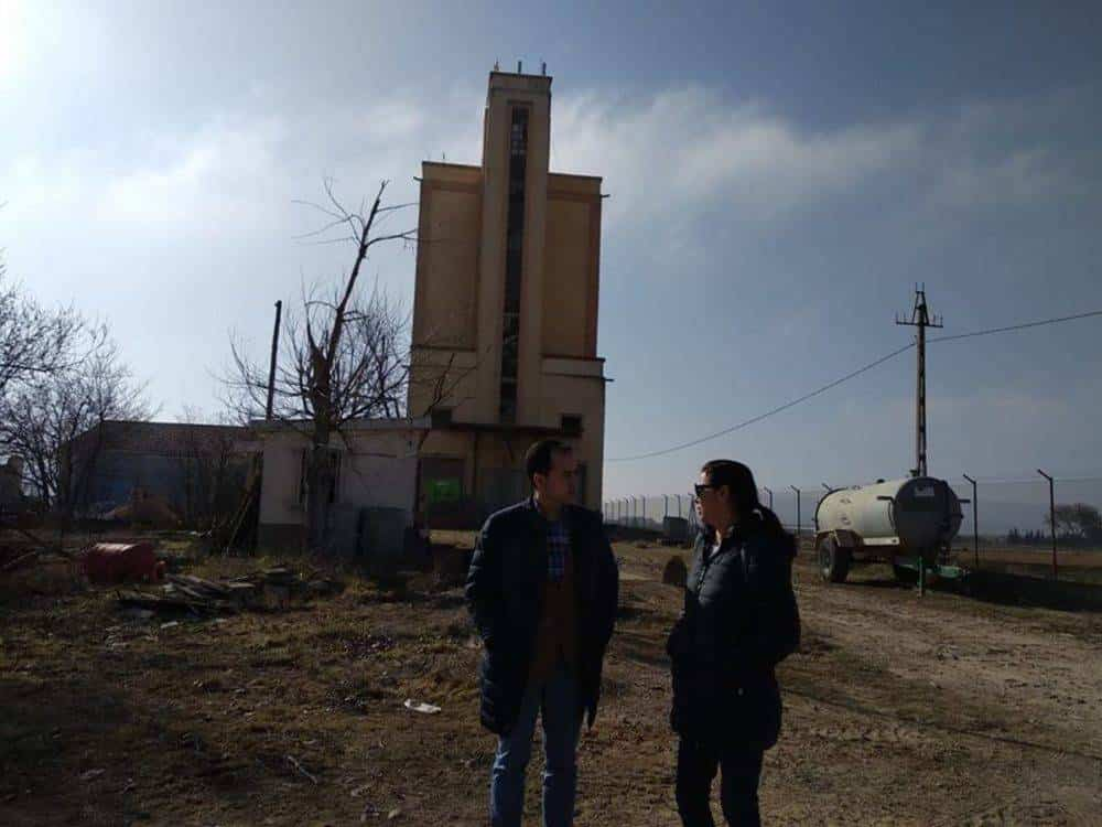 Comienzan las obras para construir el Centro de Interpretación del Queso de Herencia 5