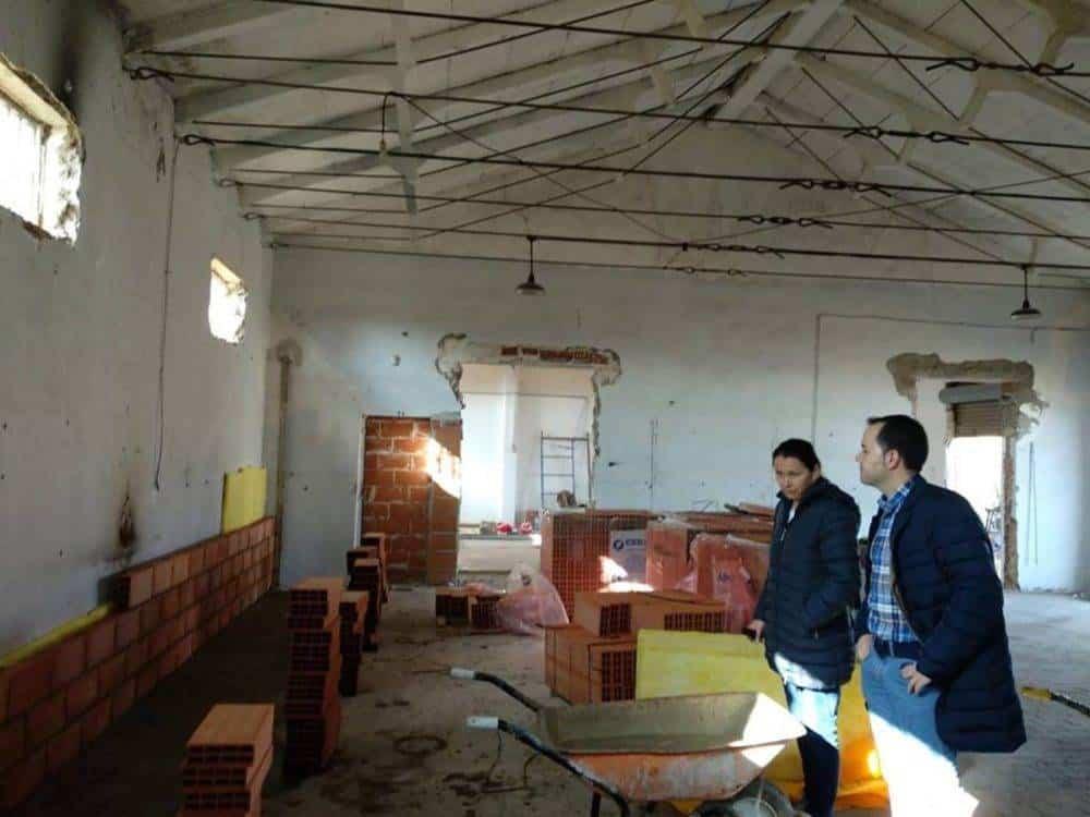 Comienzan las obras para construir el Centro de Interpretación del Queso de Herencia 6