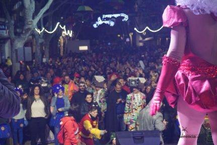 sabado ansiosos 2019 carnaval herencia 10 431x288 - Fotografías del Sábado de los Ansiosos 2019 de Carnaval