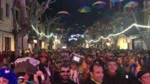 Fotografías del Sábado de los Ansiosos 2019 de Carnaval 15