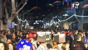 Fotografías del Sábado de los Ansiosos 2019 de Carnaval 20
