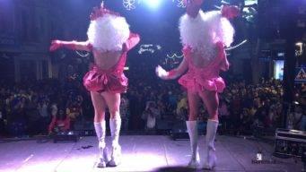 sabado ansiosos 2019 carnaval herencia 24