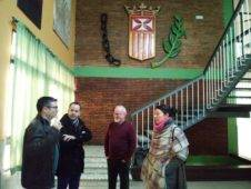 seminario menor mercedario colegio mixto visita ayuntamiento herencia 2 226x170 - Seminario Menor Mercedario recibe al Ayuntamiento para dar a conocer sus novedades