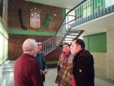 seminario menor mercedario colegio mixto visita ayuntamiento herencia 6 226x170 - Seminario Menor Mercedario recibe al Ayuntamiento para dar a conocer sus novedades