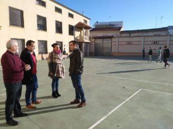 seminario menor mercedario colegio mixto visita ayuntamiento herencia 7 342x256 - Seminario Menor Mercedario recibe al Ayuntamiento para dar a conocer sus novedades