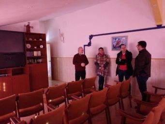 seminario menor mercedario colegio mixto visita ayuntamiento herencia 8 341x256 - Seminario Menor Mercedario recibe al Ayuntamiento para dar a conocer sus novedades