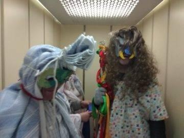 taller mascaras carnaval residencia san francisco 10 360x270 - El Taller de Historia Local en la Residencia San Francisco de Herencia