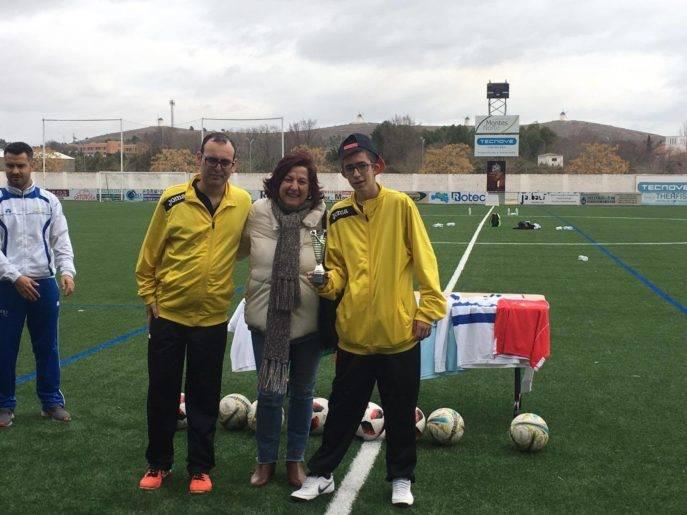 torneo futbol 7 inclusivo herencia 10