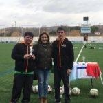 Finalizó el campeonato de Fútbol 7 inclusivo en Herencia 4
