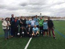 torneo futbol 7 inclusivo herencia 4 227x170 - Finalizó el campeonato de Fútbol 7 inclusivo en Herencia