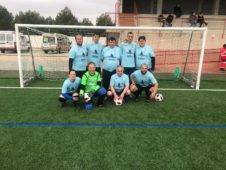 torneo futbol 7 inclusivo herencia 5 226x170 - Finalizó el campeonato de Fútbol 7 inclusivo en Herencia