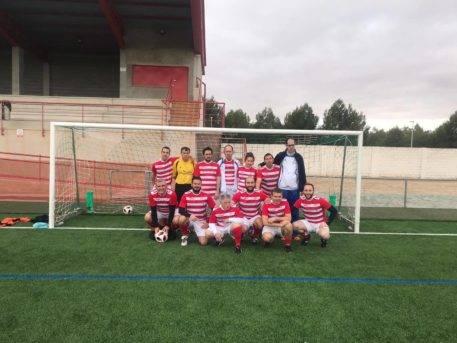 torneo futbol 7 inclusivo herencia 9 457x343 - Finalizó el campeonato de Fútbol 7 inclusivo en Herencia