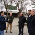 Tubyder recibe la visita del alcalde de Herencia 7