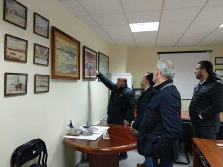 tubyder visita alcalde herencia 9 457x343 - Tubyder recibe la visita del alcalde de Herencia