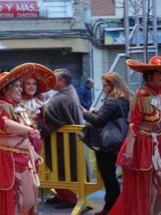 Ofertorio Carnaval de Herencia 2019109 315x420 - Axonsou y Burleta de Criptana destacaron en el Ofertorio 2019