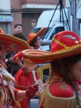 Ofertorio Carnaval de Herencia 2019110 315x420 - Axonsou y Burleta de Criptana destacaron en el Ofertorio 2019