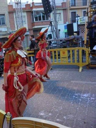 Ofertorio Carnaval de Herencia 2019113 315x420 - Axonsou y Burleta de Criptana destacaron en el Ofertorio 2019