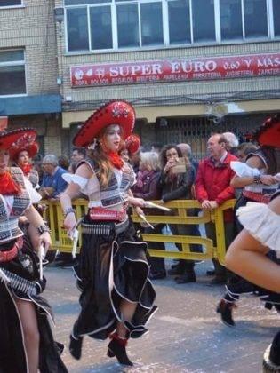 Ofertorio Carnaval de Herencia 2019121 315x420 - Axonsou y Burleta de Criptana destacaron en el Ofertorio 2019