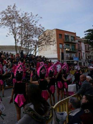 Axonsou y Burleta de Criptana destacaron en el Ofertorio 2019 9
