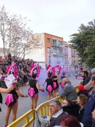 Ofertorio Carnaval de Herencia 201916 315x420 - Axonsou y Burleta de Criptana destacaron en el Ofertorio 2019