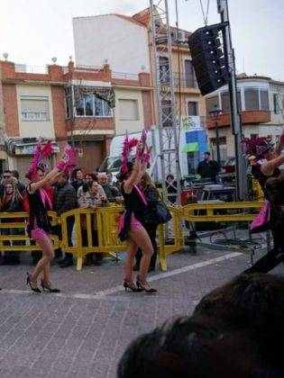 Axonsou y Burleta de Criptana destacaron en el Ofertorio 2019 11