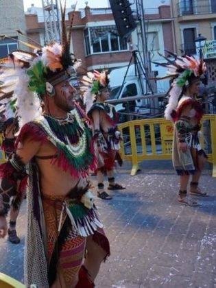 Ofertorio Carnaval de Herencia 2019173 315x420 - Axonsou y Burleta de Criptana destacaron en el Ofertorio 2019