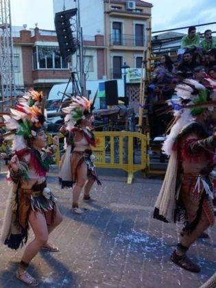 Ofertorio Carnaval de Herencia 2019174 315x420 - Axonsou y Burleta de Criptana destacaron en el Ofertorio 2019
