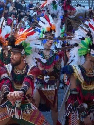 Ofertorio Carnaval de Herencia 2019214 315x420 - Axonsou y Burleta de Criptana destacaron en el Ofertorio 2019