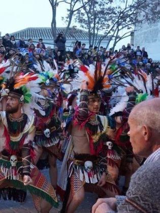 Ofertorio Carnaval de Herencia 2019215 315x420 - Axonsou y Burleta de Criptana destacaron en el Ofertorio 2019