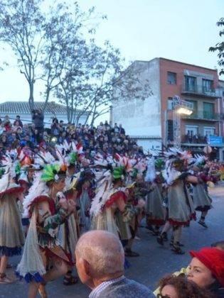 Ofertorio Carnaval de Herencia 2019218 315x420 - Axonsou y Burleta de Criptana destacaron en el Ofertorio 2019